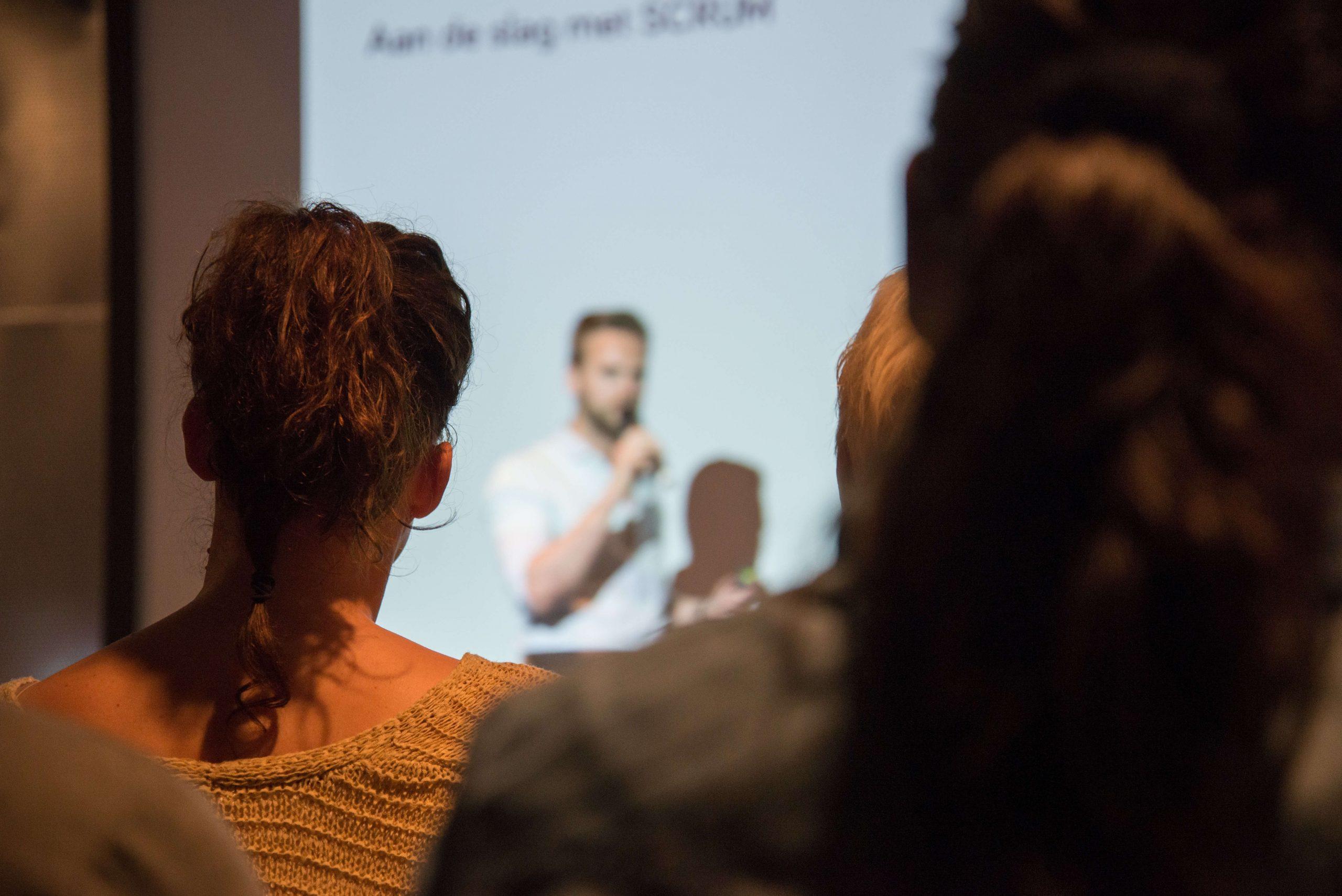Presentation speaker